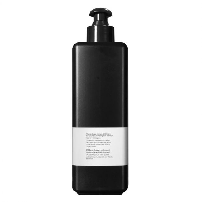Daily Shampoo 25oz Side