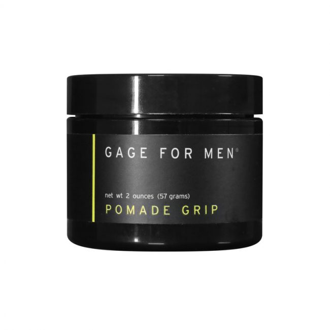 Pomade Grip 2oz Front
