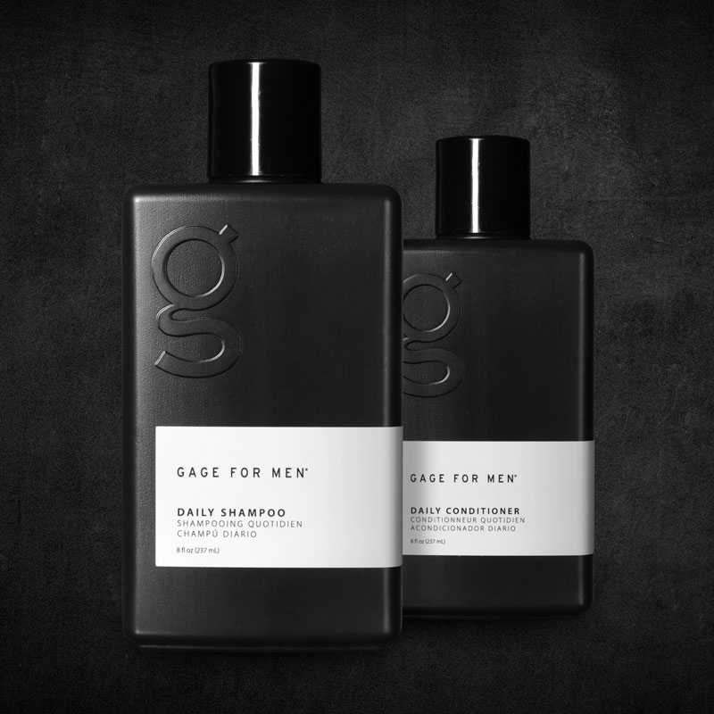 GAGE FOR MEN HAIR CARE
