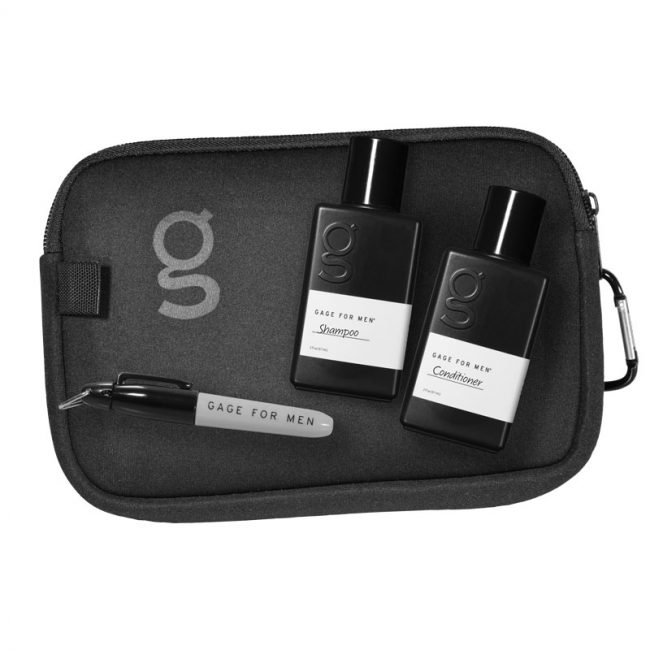 GAGE for Men Travel Kit