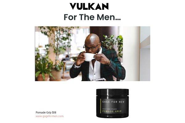 For The Men - Vulkan